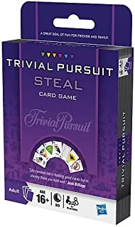 Best trivial pursuit steal card game Reviews