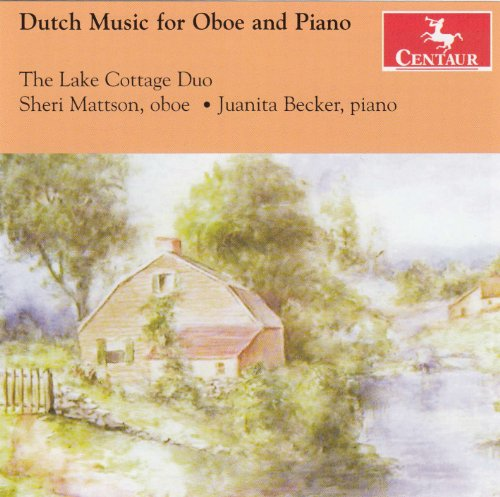 Dutch Music for Oboe and Piano
