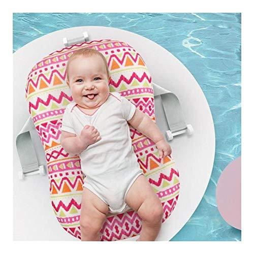 Baignoire bébé support Siège, douche Nouveau-né Mesh for baignoire, réglable confortable non-Slip de bain for bébé Seat 0-3 ans bébé Tapis de bain, bébé Tapis de bain, doux et délicat Coussin net bain