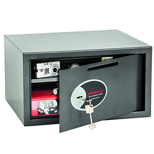Phoenix SS0803KD Vela Deposit Home & Office Safe met sleutelslot (middel)