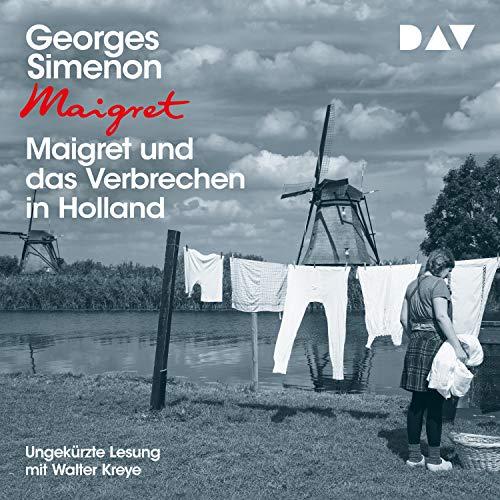 Maigret und das Verbrechen in Holland Titelbild