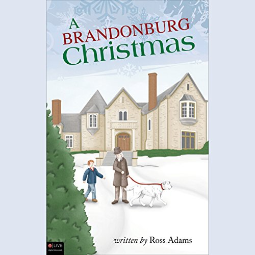 A Brandonburg Christmas audiobook cover art