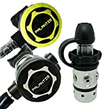 Palantic Diving Dive AS101 Regulator and Octopus Combo-AS207 (Din)