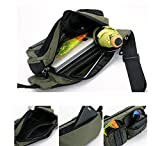 Zoom IMG-2 qka mens oxford waist pack
