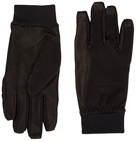 Bergans, Alvdal-Handschuhe für Herren XL schwarz