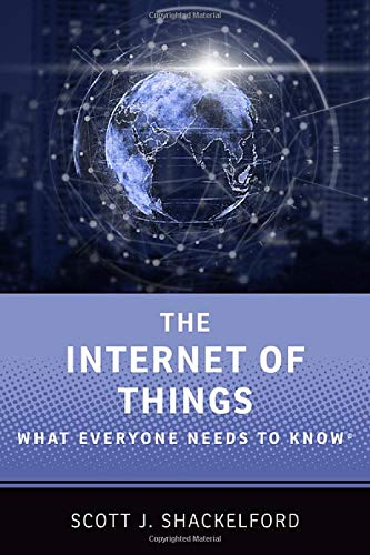 The Internet of Things: What Everyone Needs to KnowRG Front Cover