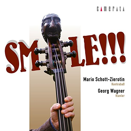 Smile !!! Works for Double-Bass (Arr. for Keyboard and Double Bass)