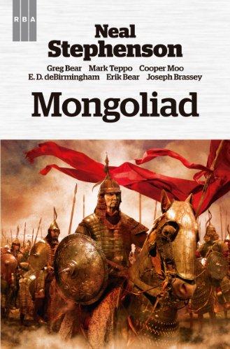 Mongoliad (OTROS FICCION)