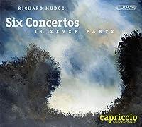 リチャード・マッジ(1718-63):6つの協奏曲