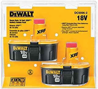 Best dewalt 18v battery nimh Reviews