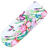 Garneck Ironing Board Cover Heat Resistant Replacement Iron Pad Cover Printing Protective Sheet for Outdoor Shop Home(Hummingbird)