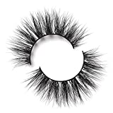 Lilly Lashes Miami Lite - Natural-Looking False Eyelash - Reusable Up To 15 Wears - 15mm