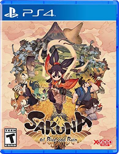 Sakuna: Of Rice and Ruin (輸入版:北米) - PS4