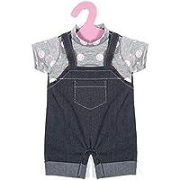 "ZOEON Ropa de Muñecas para New Born Baby Doll, Trajes 17-18 ""Ropa de Muñecas para Bebés (40-45 cm)"