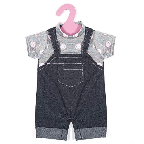 "ZOEON Ropa de Muñecas para New Born Baby Doll, Trajes 17-18 \""Ropa de Muñecas para Bebés (40-45 cm)"