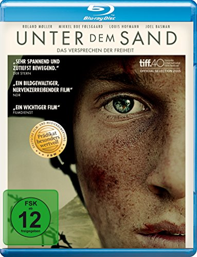Unter dem Sand - Das Versprechen der Freiheit [Blu-ray]