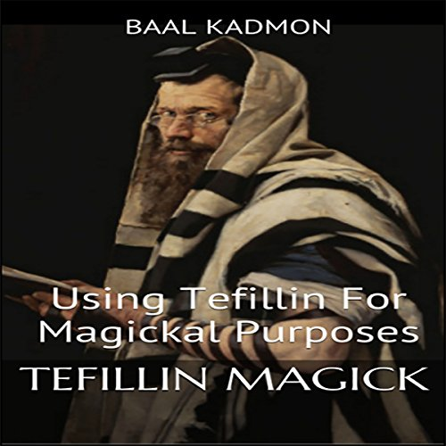 Tefillin Magick audiobook cover art