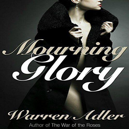 Mourning Glory audiobook cover art