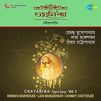 Chayanika Tagore, Vol. 3