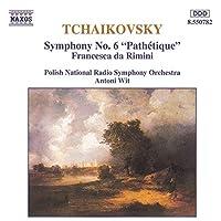 Tchaikovsky:Sym.6/Framncesc