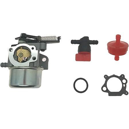 Carburetor Carb for Briggs /& Stratton 796608 Fit 121000 12Q000 111000 11P000 USA