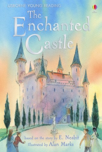The Enchanted Castle (Usborne Young Reading Series 2) by Lesley Sims (Adapter) › Visit Amazon's Lesley Sims Page search results for this author Lesley Sims (Adapter), Edith Nesbit (27-Apr-2007) Hardcover