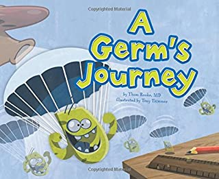 A Germ's Journey (Follow It!)