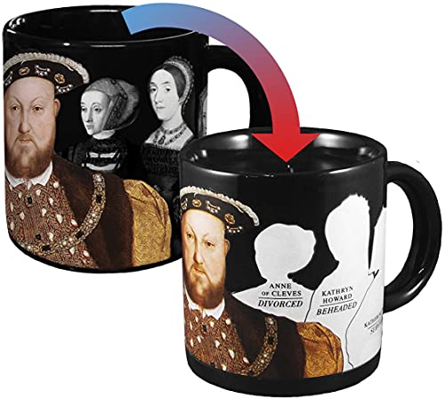 Henry VIII and Wives Mug