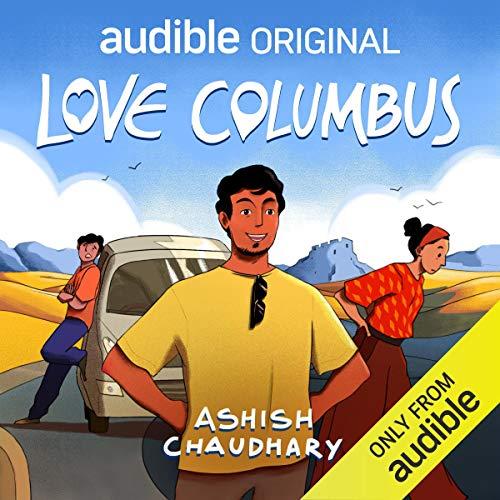 Love Columbus cover art