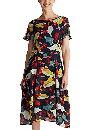 ESPRIT Collection Esprit Vestito, 050EO1E317, Weiß Donna
