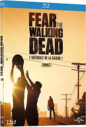 Fear The Walking Dead-Saison 1 [Blu-Ray]