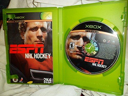 Xbox video game ESPN NHL hockey 2K4 Sega