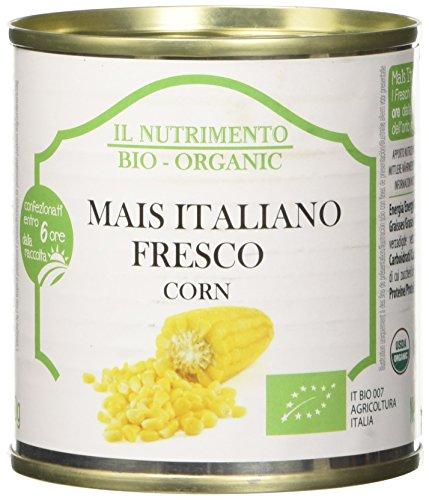 Probios Mais Italiano al Naturale - 12 lattine da 160 gr