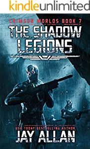 The Shadow Legions (Crimson Worlds Book 7)