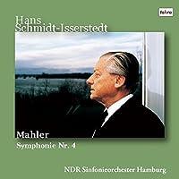 マーラー : 交響曲 第4番 ト長調 (Mahler : Symphonie Nr.4 / Hans Schmidt-Isserstedt | NDR Sinfonieorchester Hamburg) [CD] [Live Recording] [日本語帯・解説付]