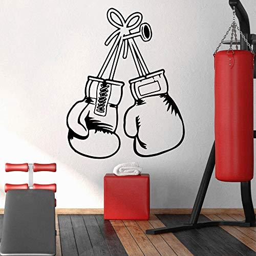 yaonuli Modieuze boxen muursticker kunst wandsticker wandsticker decoratie huis creatieve stickers