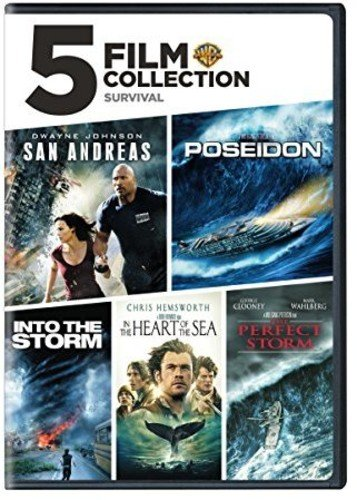 5FF: Survival - San Andreas/ Poseidon/ In the Heart of the Sea/ Perfect Storm/ Into the Storm