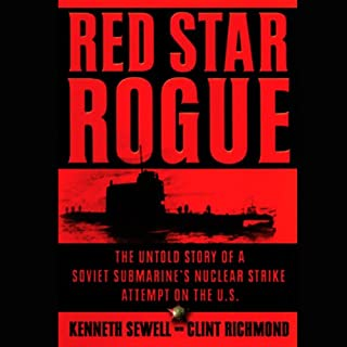 Red Star Rogue audiobook cover art