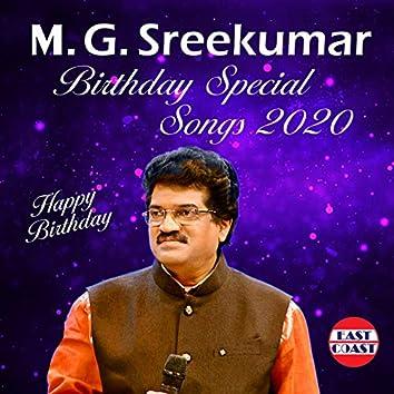 M. G. Sreekumar Birthday Special Songs 2020