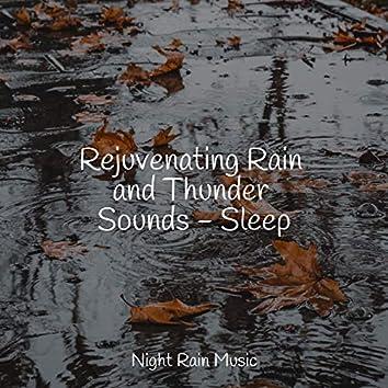 Rejuvenating Rain and Thunder Sounds - Sleep