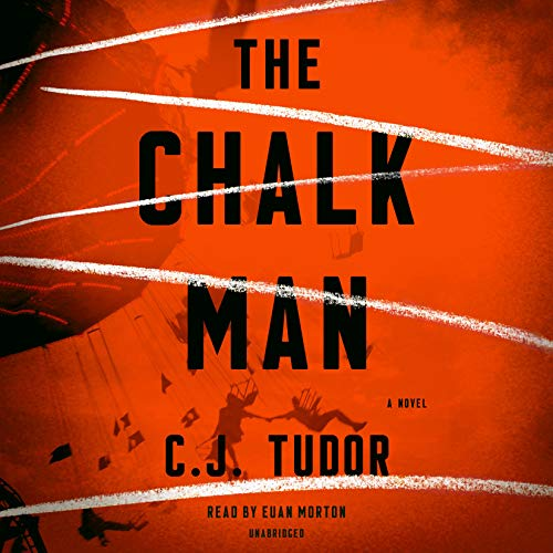 The Chalk Man     A Novel              By:                                                                                                                                 C. J. Tudor                               Narrated by:                                                                                                                                 Euan Morton                      Length: 9 hrs and 50 mins     1,977 ratings     Overall 4.1