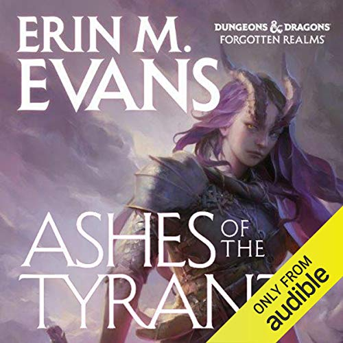 Ashes of the Tyrant cover art