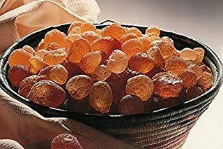 Gum Arabic - 8oz- Arabic Gum - Aacia Gum - 100% pure and food grade Natural Gum - Beautiful and Large Nuggets.- Imported from Africa