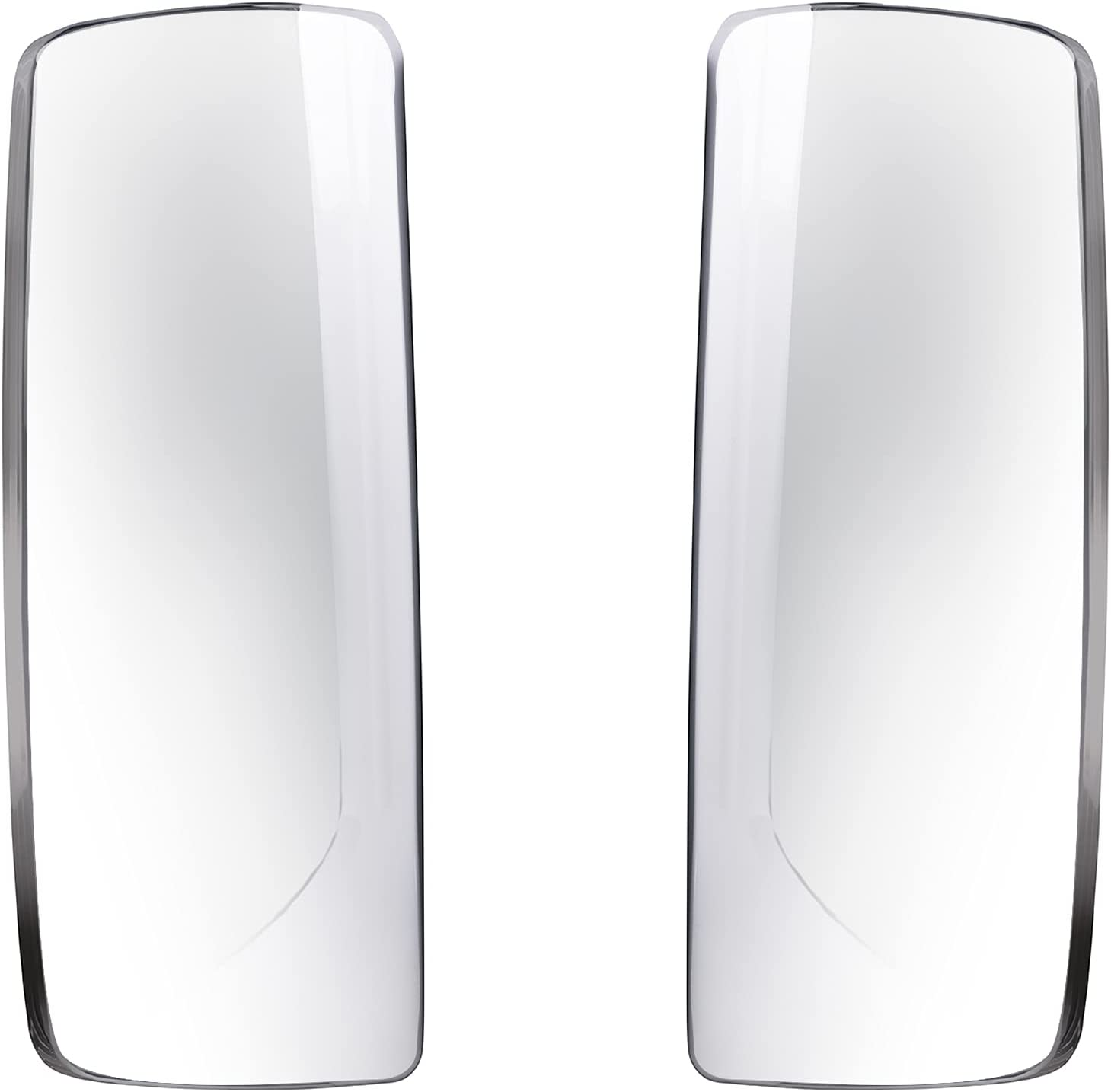 Door Mirror Covers for 2004-2017 Chrome Pair VOLVO Set ...
