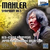 Mahler:Symphonyno.5 by Kobayashi Kenichirou (2010-07-28)