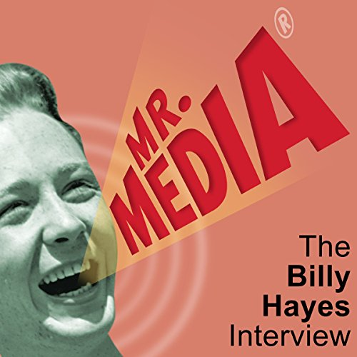 The Billy Hayes Interview audiobook cover art