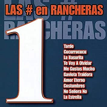 Las # 1 en Rancheras