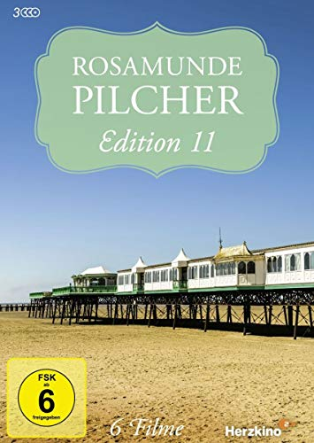 Rosamunde Pilcher Edition 11 (6 Filme) [3 DVDs]