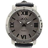 GEBER Men's Fashion Minimalist Wrist Watch for...
