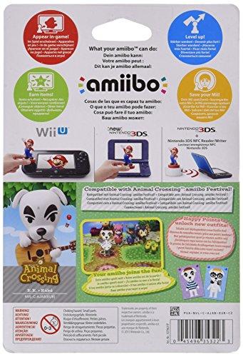 Animal Crossing amiibo: K.K. - 2